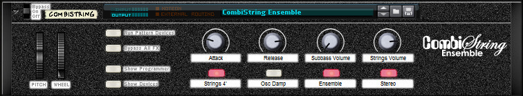 CombiString ReFill